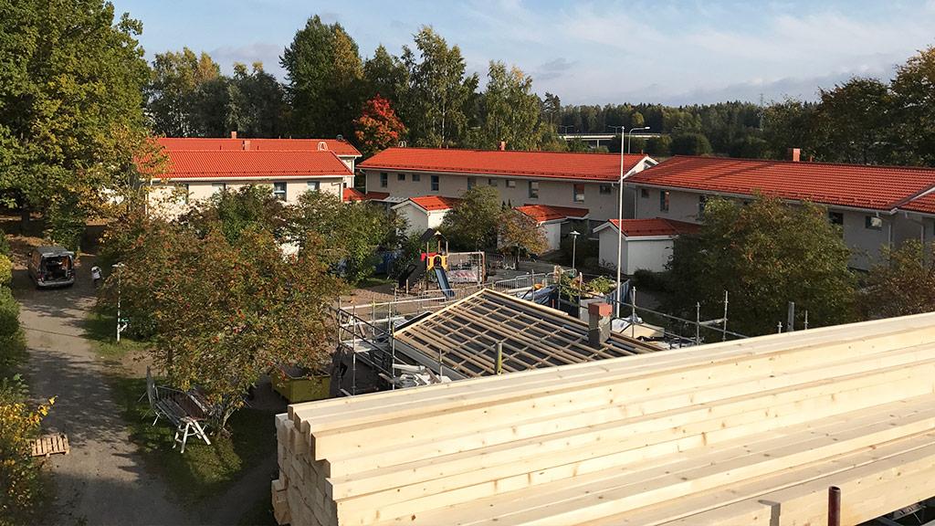 Tiilikatto rakennusliikkeet - Henberg Oy